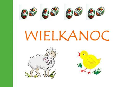 WIELKANOC. PALMA WIELKANOCNA jest tradycyjnym symbolem Niedzieli Palmowej. W tym dniu obchodzimy uroczysty wjazd Pana Jezusa do Jerozolimy. W Polsce ta.