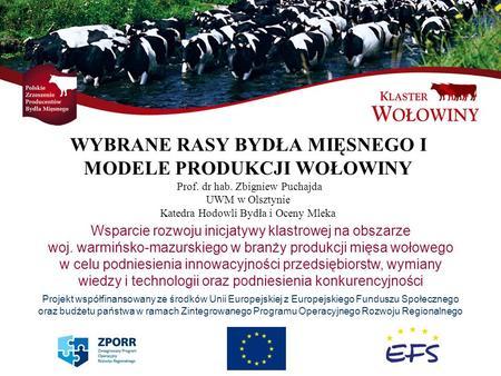 Projekt współfinansowany ze środków Unii Europejskiej z Europejskiego Funduszu Społecznego oraz budżetu państwa w ramach Zintegrowanego Programu Operacyjnego.