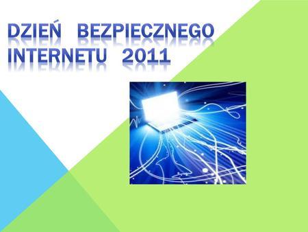 INTERNET Internet jest to ogólnoświatowa sieć komputerowa, która jest logicznie połączona w jednolitą sieć adresową opartą na protokole IP (ang. Internet.