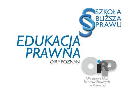Trochę historii ● W dniu 28 lutego 2011 roku Rada Okręgowej Izby Radców Prawnych w Poznaniu powołała do życia Zespół ds. Edukacji Prawnej przy Radzie.