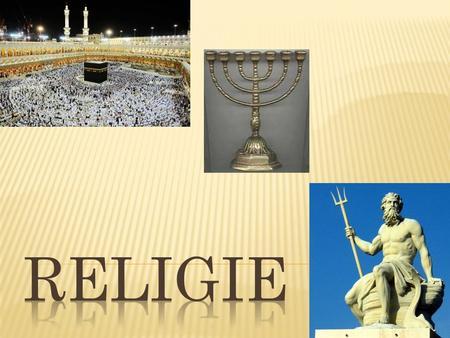 Jest to pierwsza religia monoteistyczna. Izraelici zwani też Żydami, wierzyli w Boga,który nie ma początku ani końca. Imię boga Izraelickiego Jahwe oznacza.